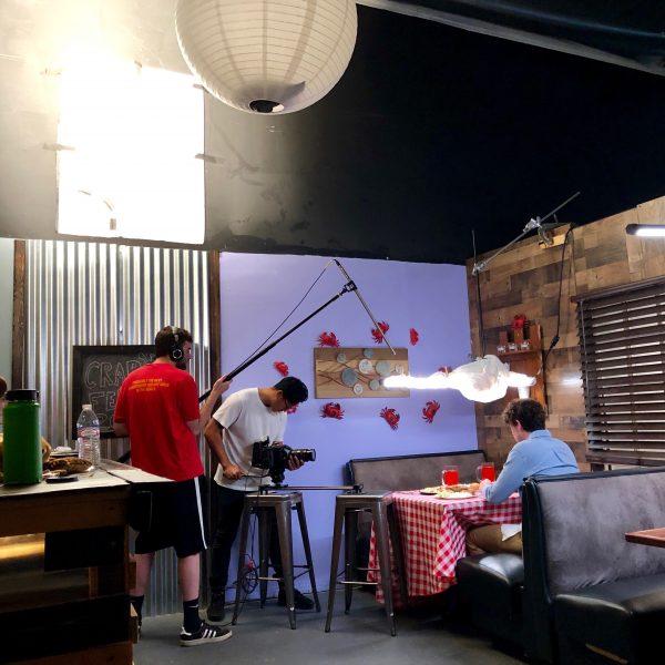 Crabfest Behind the Scenes 1