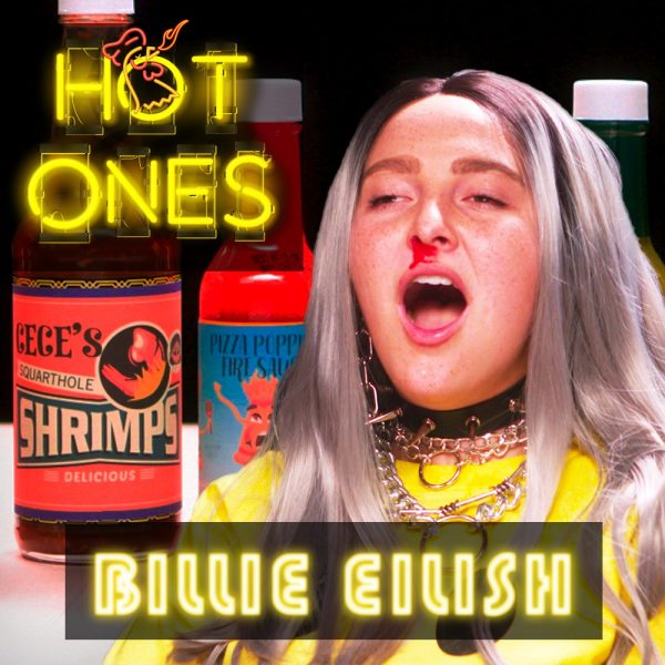 Hot Ones Billie Eilish