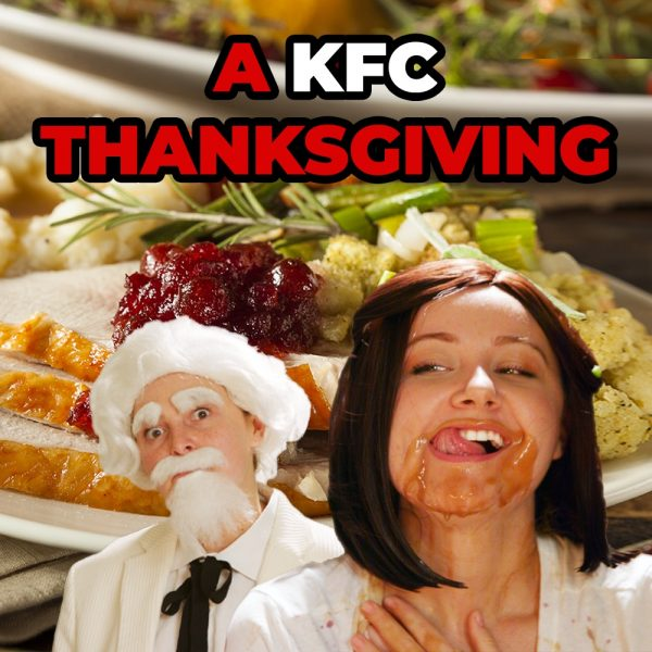A KFC Christmas